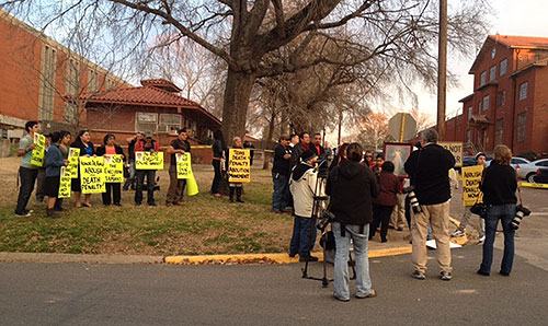 My Journalism: Death Penalty